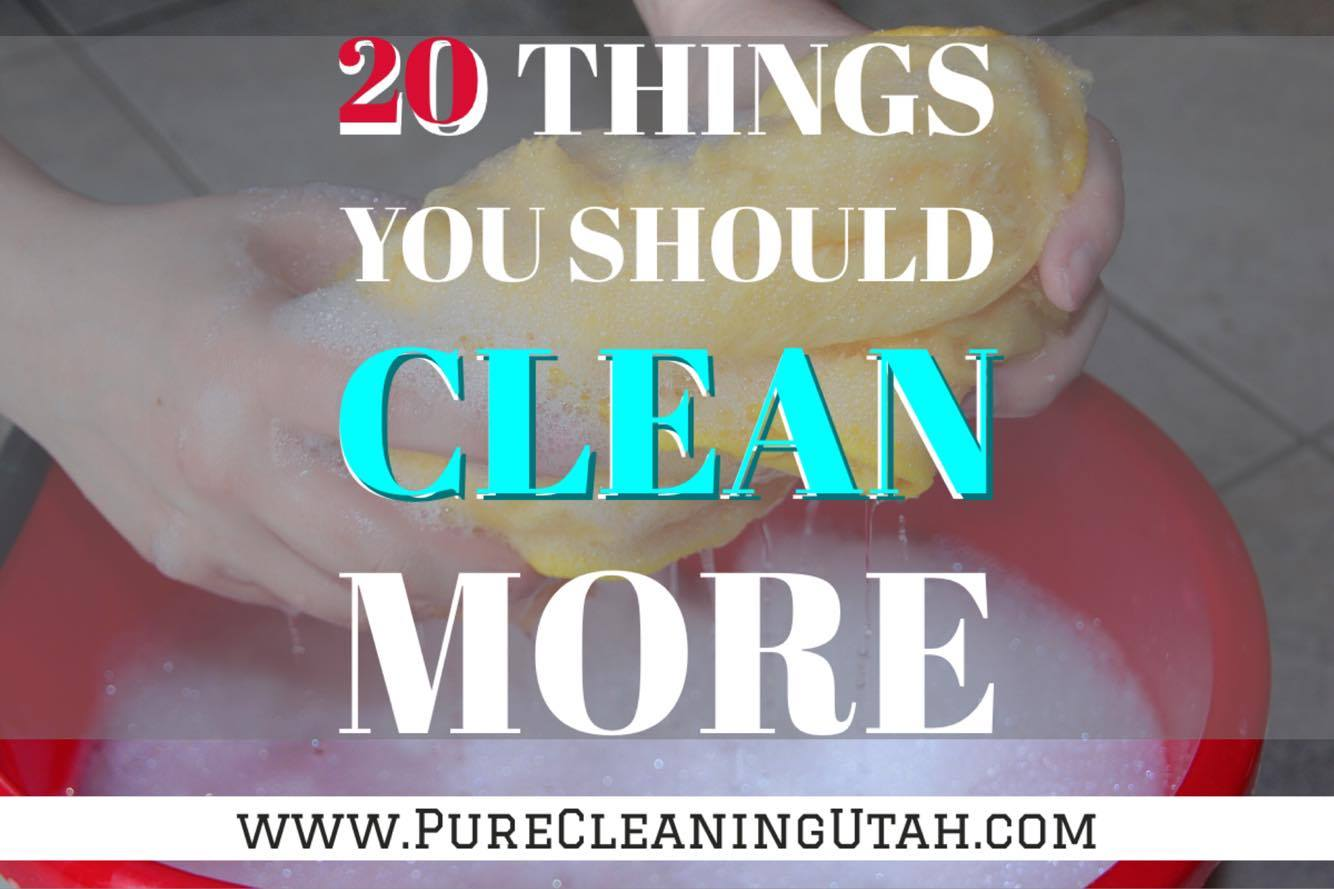 clean more, fall cleaning, utah clean, cleaning tips